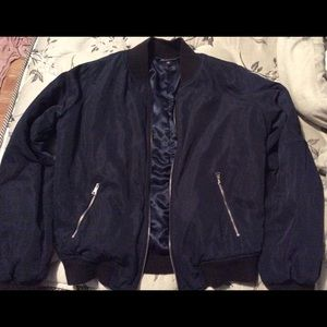 Kendall and Kylie bomber jacket